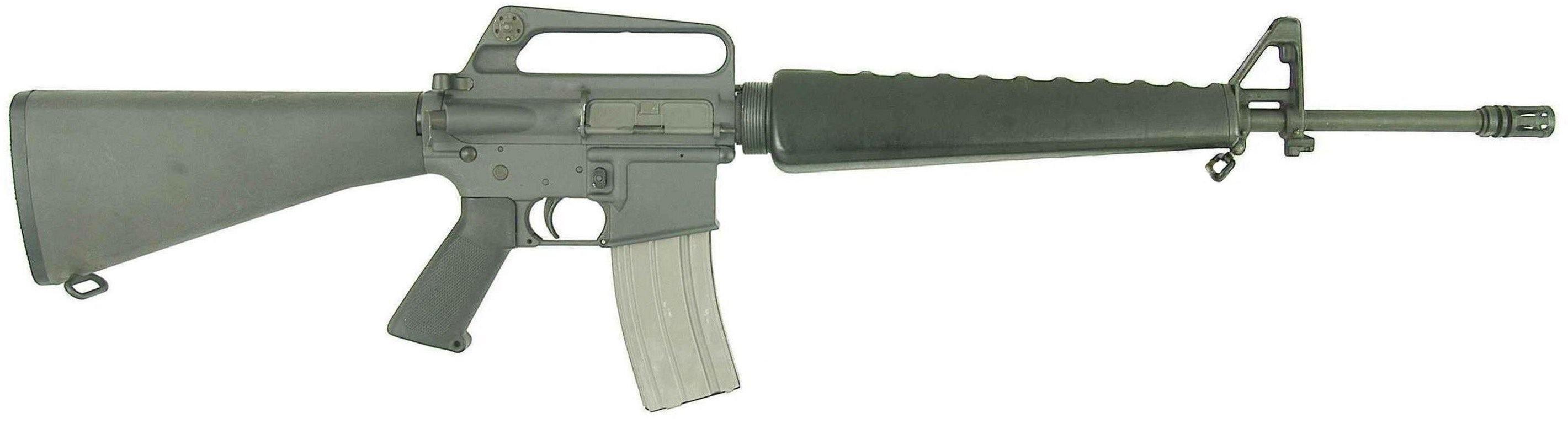 Винтовка М-16-