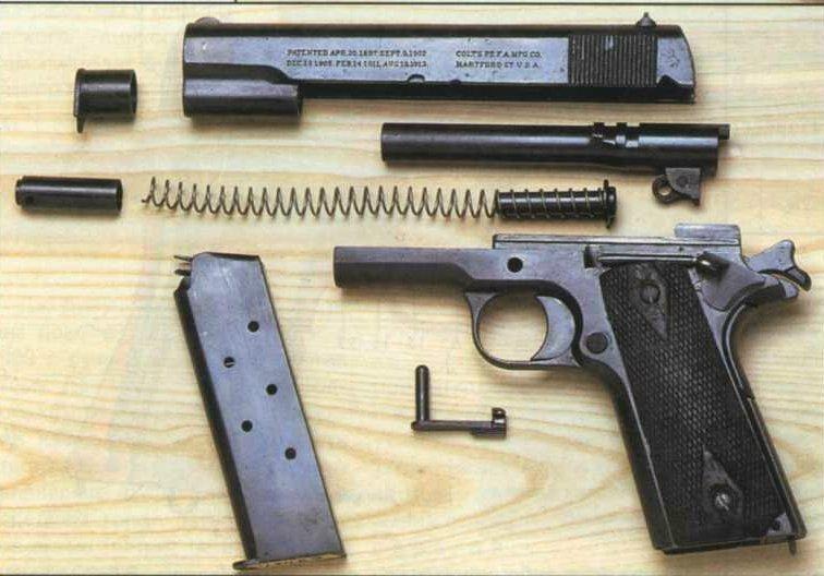 """Пистолет модели """"1911"""""""